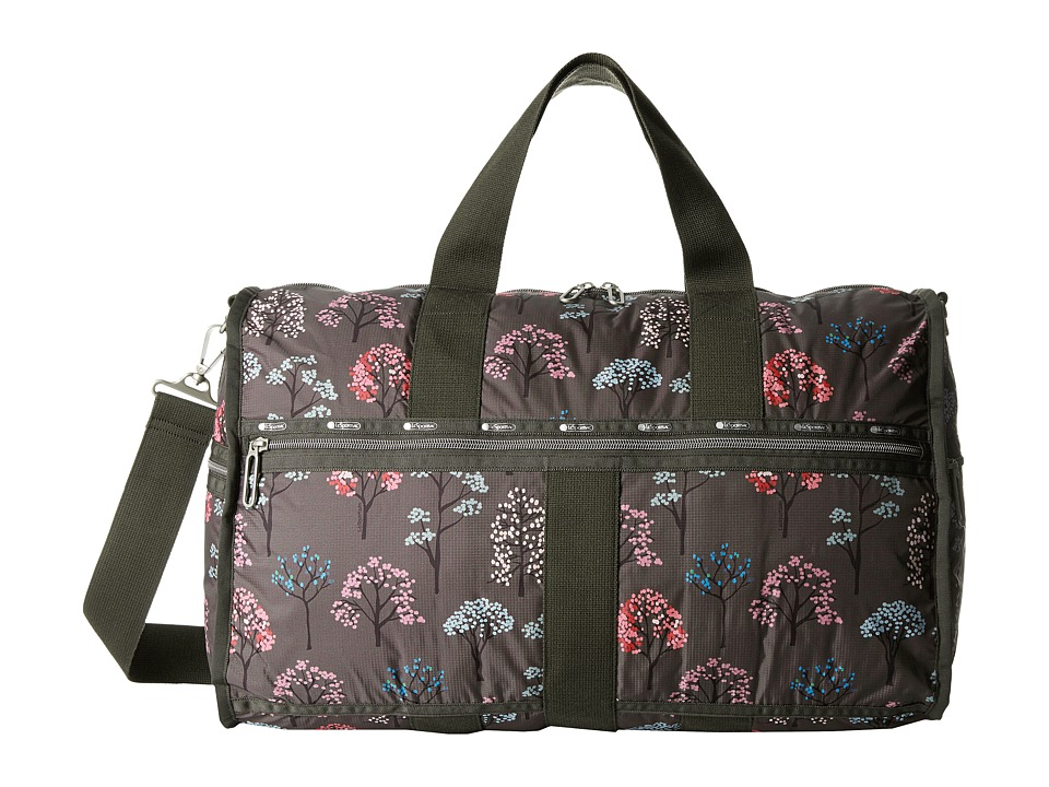LeSportsac Luggage - Large Weekender (Tree Top) Weekender/Overnight Luggage