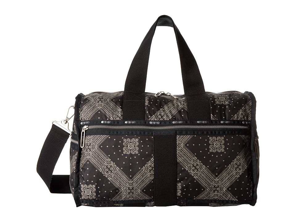 LeSportsac Luggage - Weekender (Star Guides Black) Weekender/Overnight Luggage