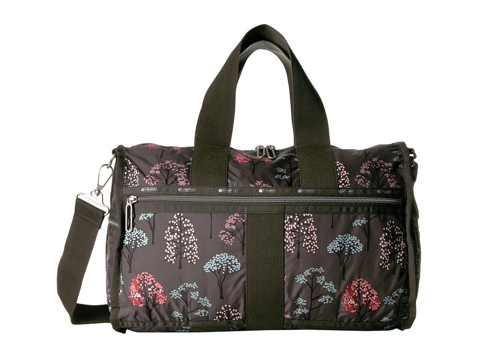 LeSportsac Luggage - Weekender (Tree Top) Weekender/Overnight Luggage