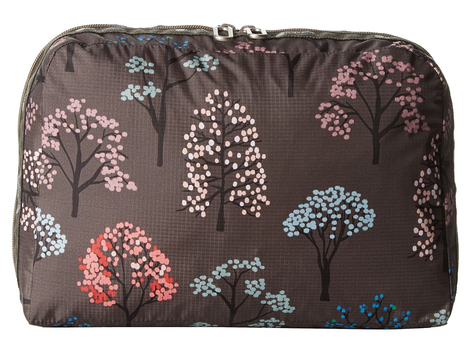LeSportsac Luggage - XL Essential Cosmetic Bag (Tree Top) Cosmetic Case