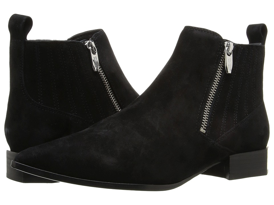 Sigerson Morrison - Bambie (Black Suede) Women's Shoes