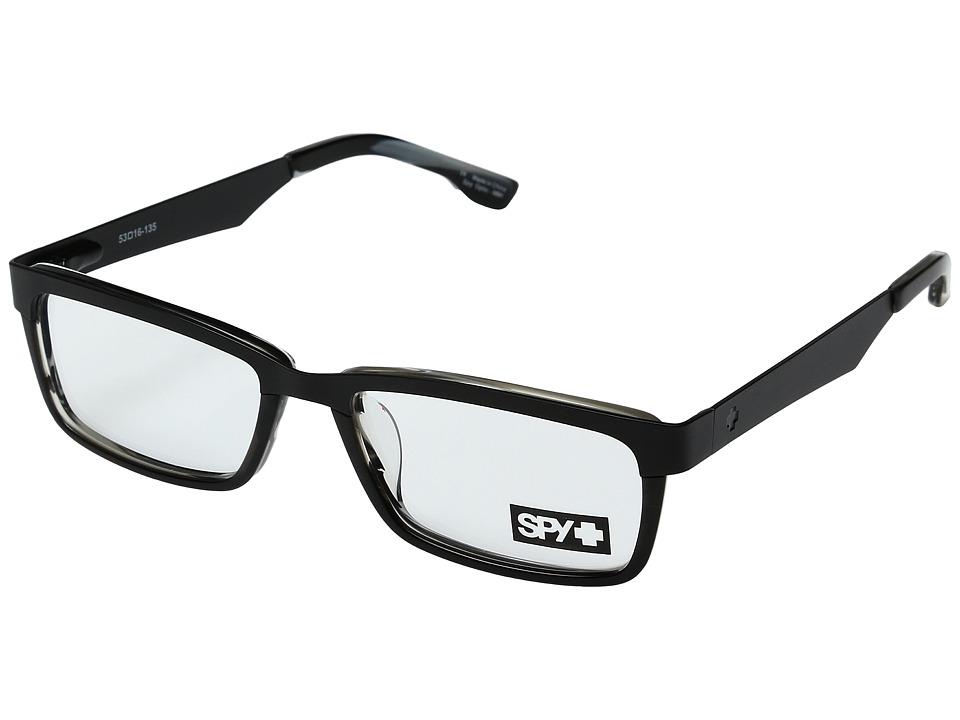Spy Optic - Holden (Matte Black/Black Horn) Reading Glasses Sunglasses