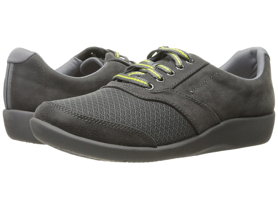 Clarks - Sillian Emma (Grey) Women's Shoes