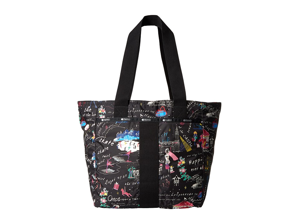 LeSportsac - Everyday Tote (Wonderland) Tote Handbags