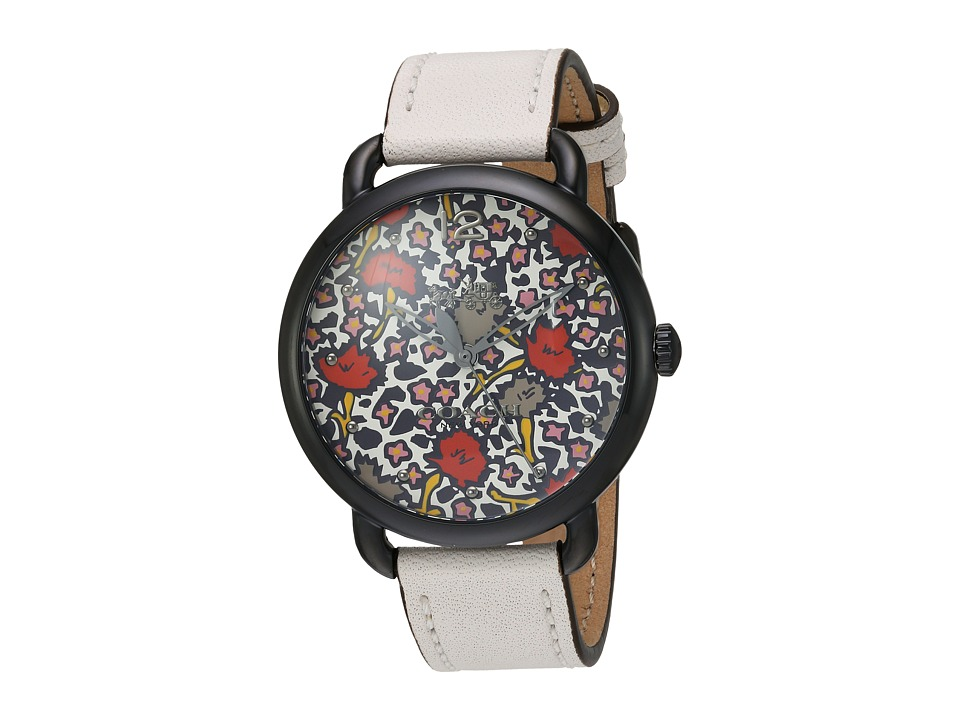 COACH - Delancey - 14502729 (Floral) Watches