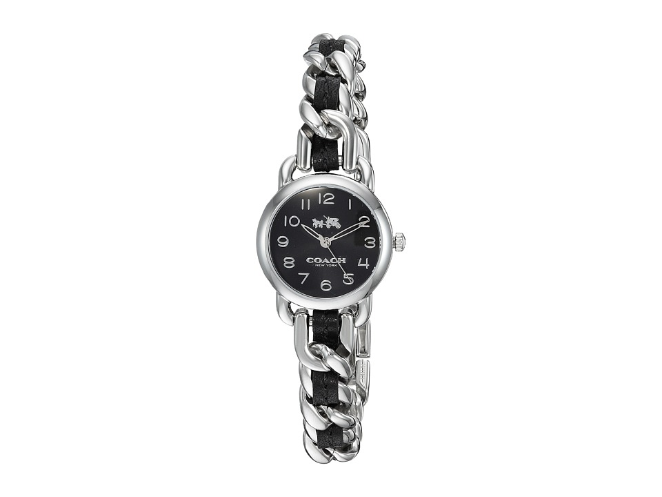 COACH - Delancey - 14502725 (Black) Watches