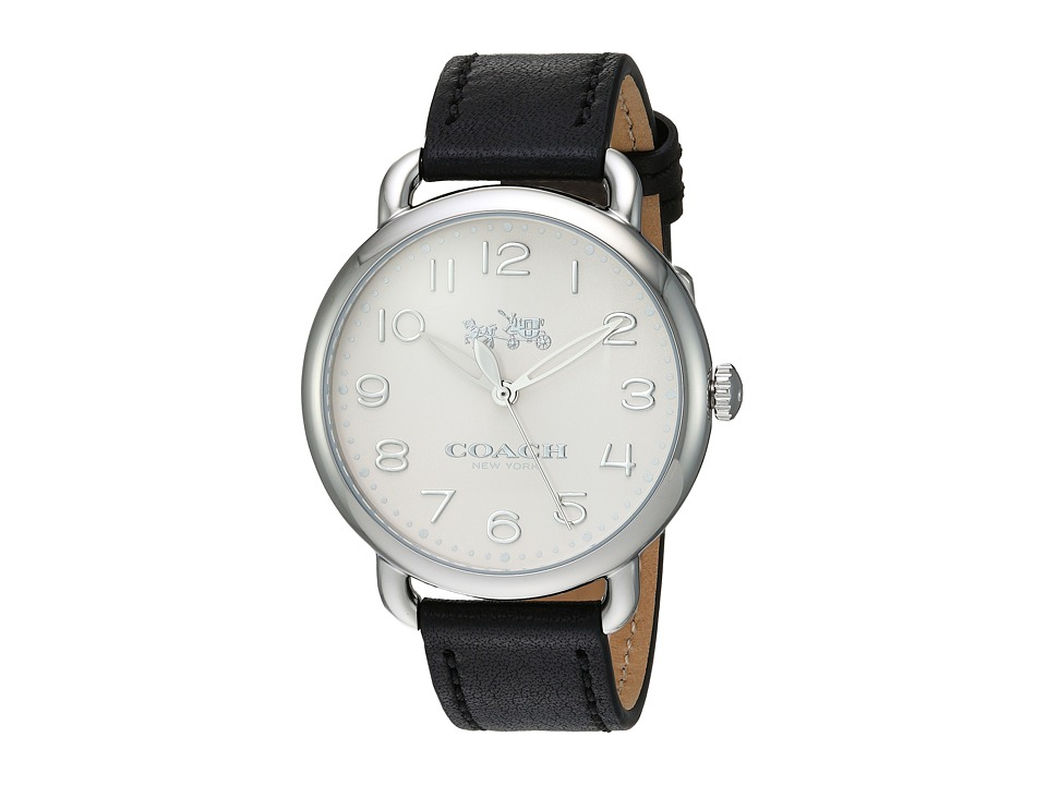 COACH - Delancey - 14502714 (Black/Chalk) Watches