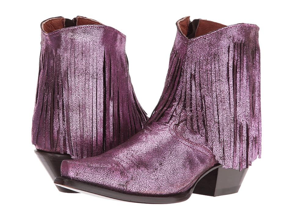 Dan Post - Jules (Pink Sparkle) Cowboy Boots