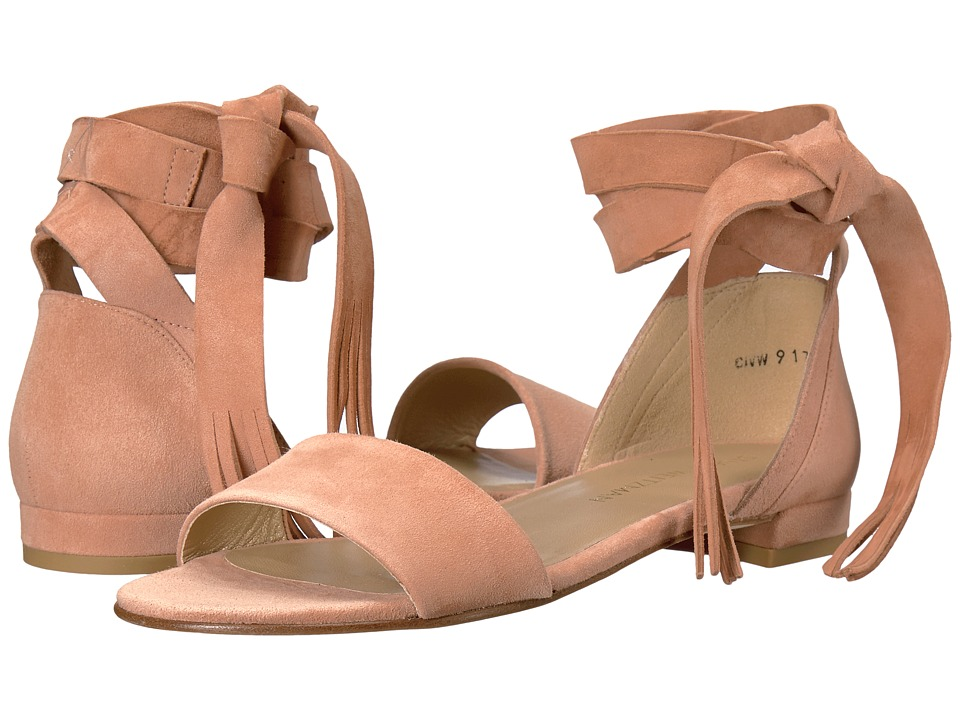 Stuart Weitzman - Corbata (Naked Suede) Women's Shoes