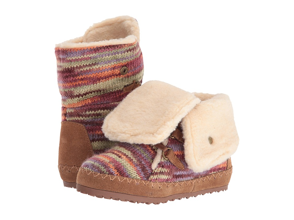 Bearpaw Kids Suzy (Little Kid/Big Kid) (Hickory) Girls Shoes