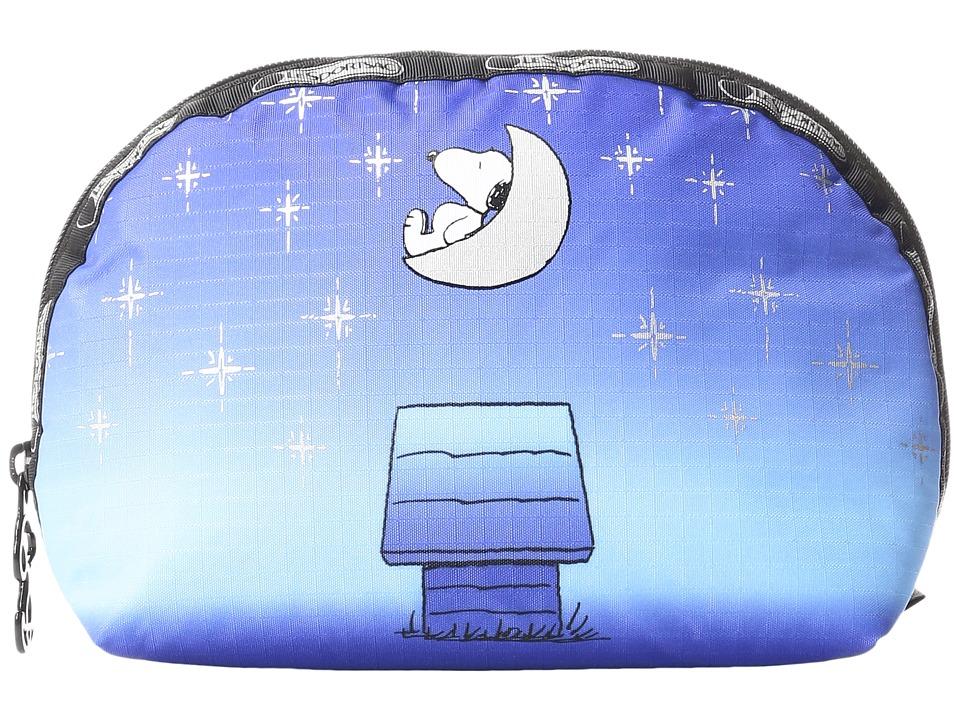 LeSportsac - Medium Dome Cosmetic (Twilight Moon) Cosmetic Case