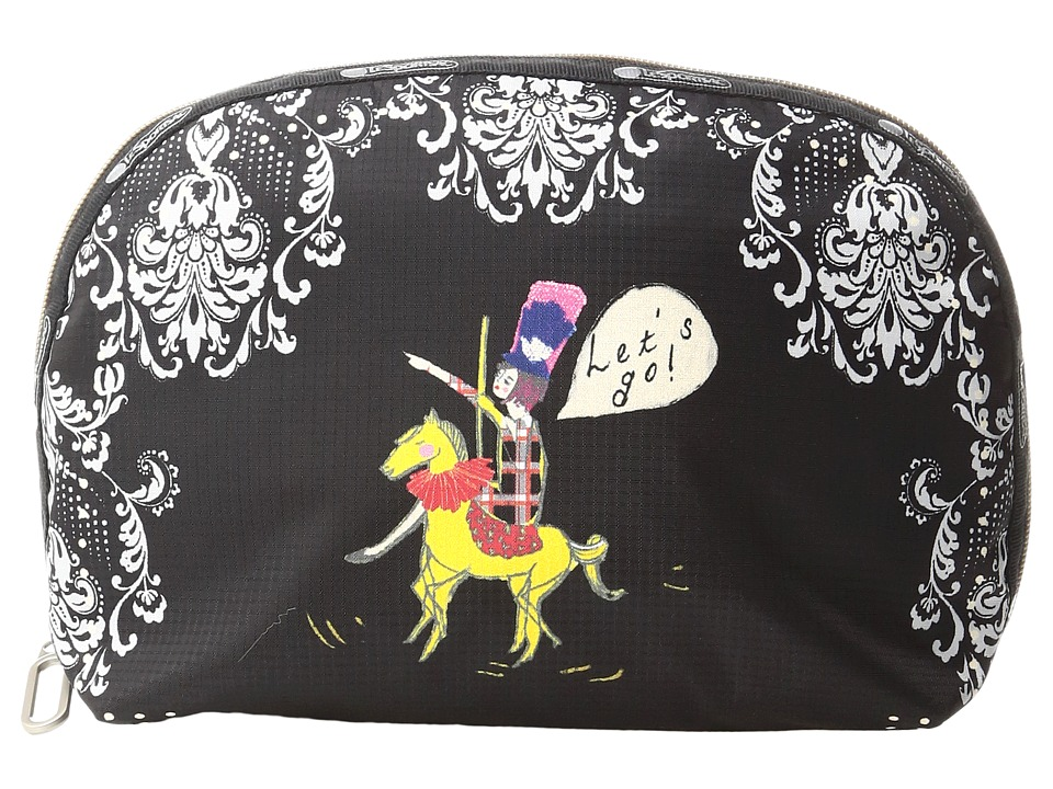 LeSportsac Half Moon Cosmetic (Let
