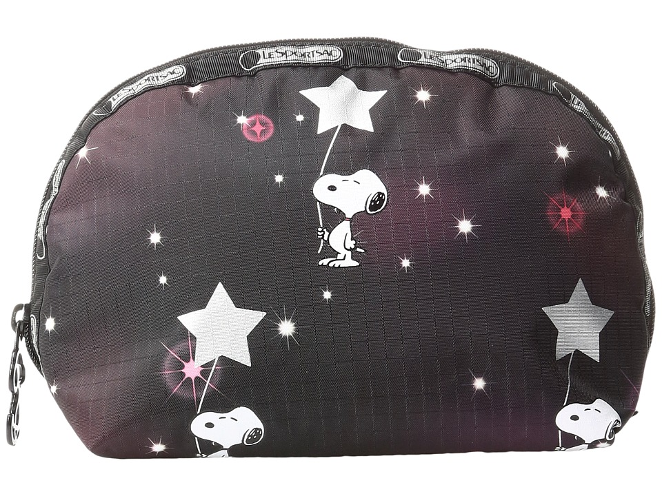 LeSportsac - Medium Dome Cosmetic (Snoopy in The Stars) Cosmetic Case