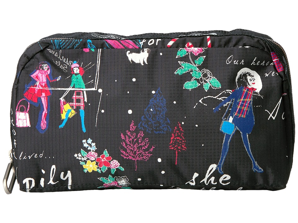 LeSportsac - Essential Cosmetic Case (Wonderland) Cosmetic Case