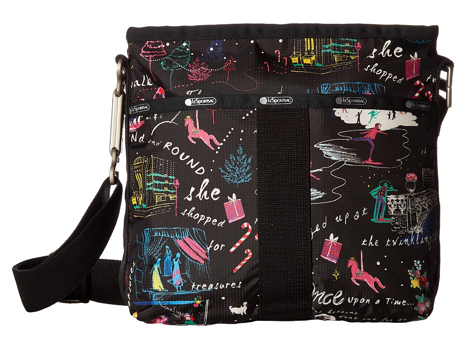 LeSportsac - Essential Crossbody (Wonderland) Cross Body Handbags