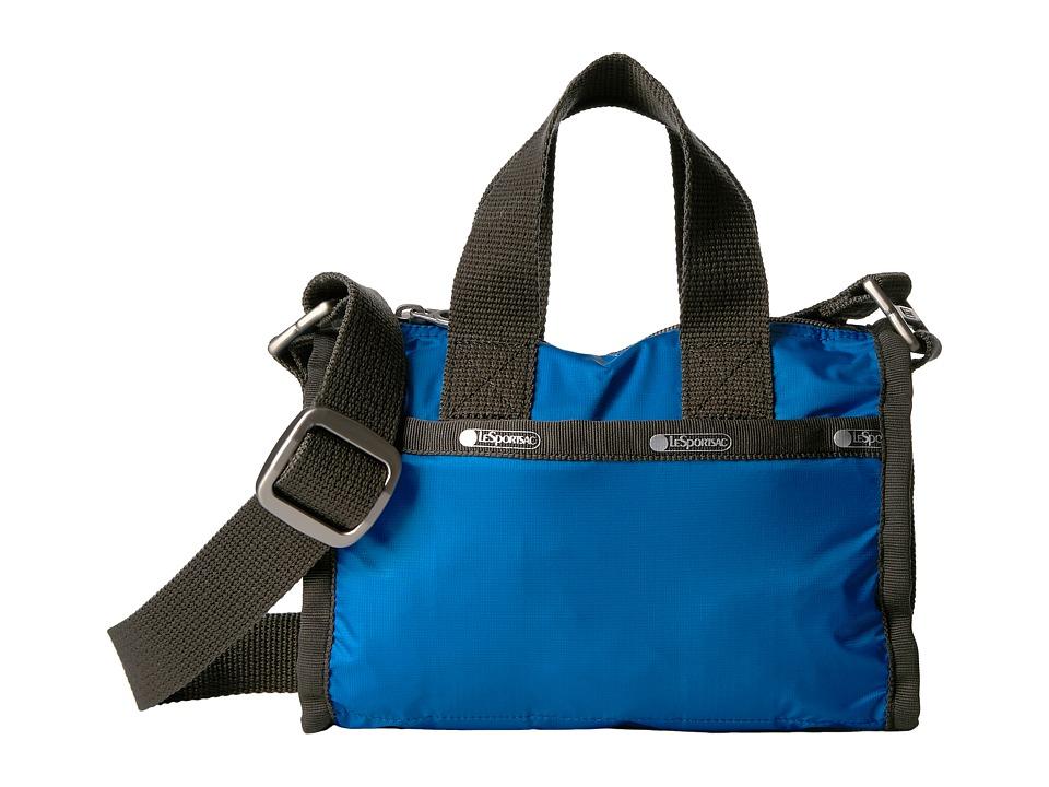 LeSportsac - Mini Weekender (Blue Jay) Bags