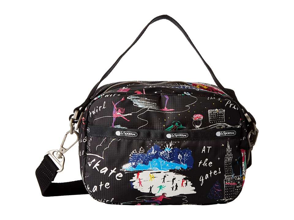 LeSportsac - Cafe Convertible (Wonderland) Convertible Handbags