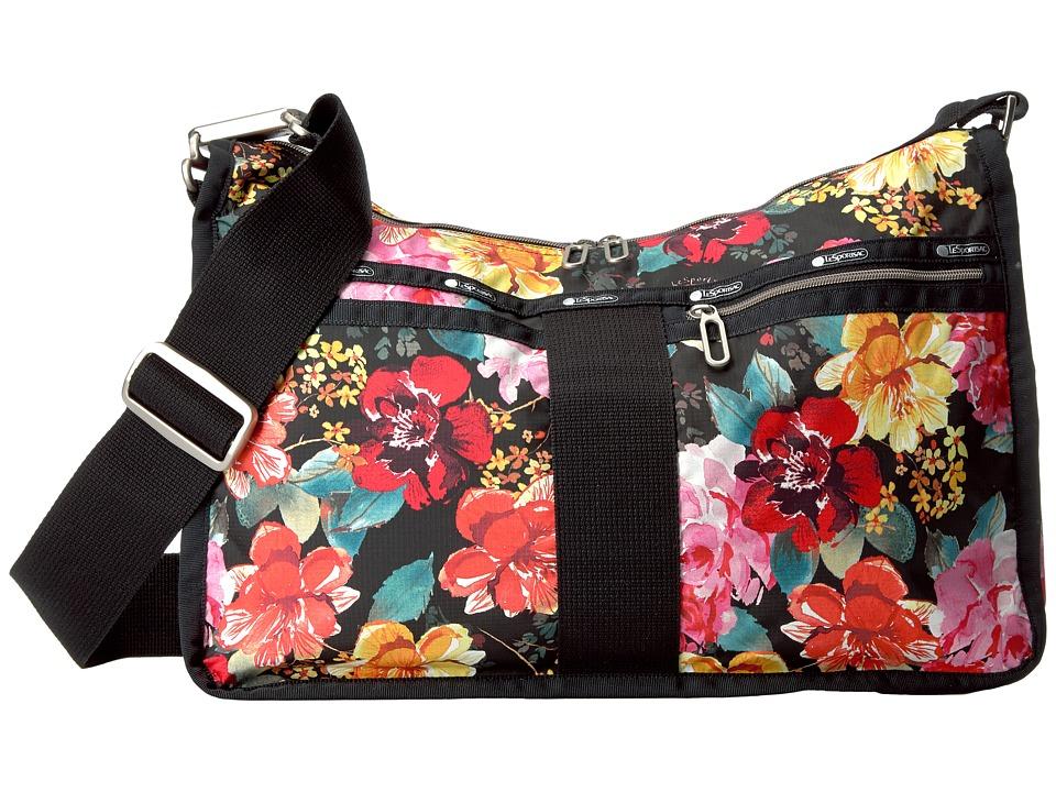 LeSportsac - Everyday Bag (Romantics Black) Handbags