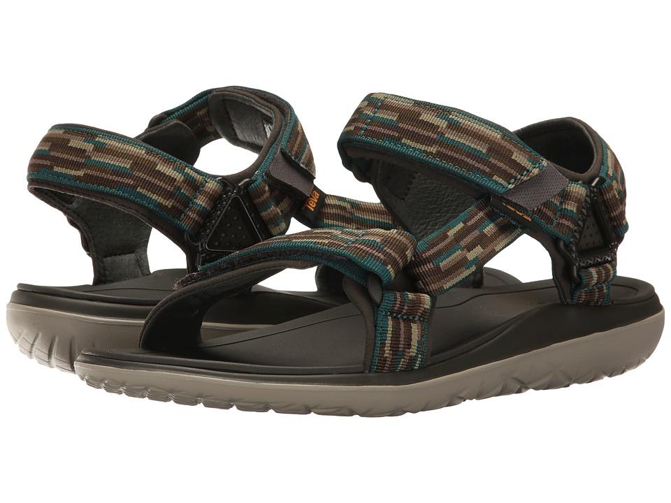 Teva - Terra-Float Universal 2.0 (Tacion Olive) Men's Shoes