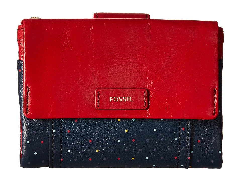 Fossil - Ellis Multifunction (Dot 1) Wallet