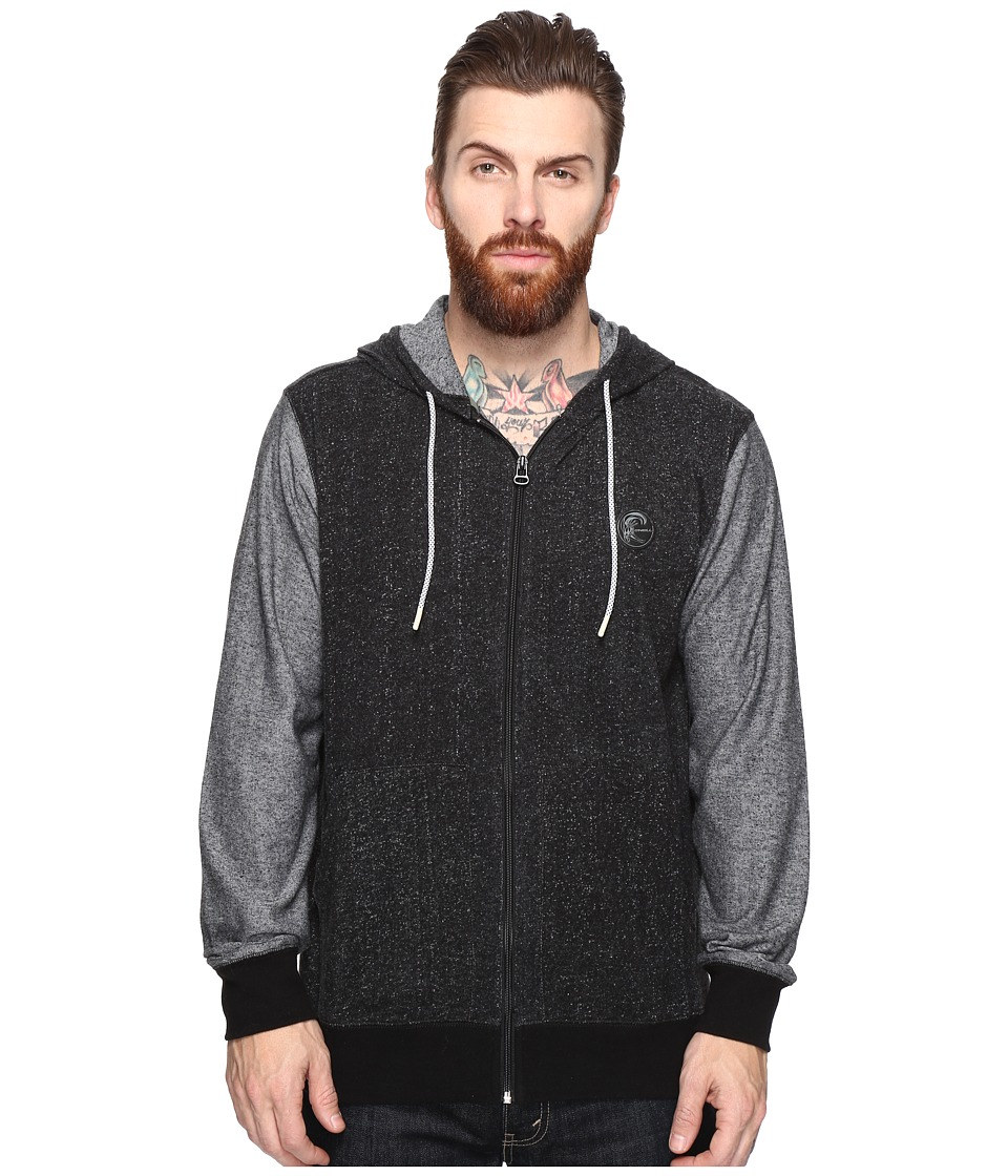 O'Neill - Originals Portland Hoodie (Black) Men's Sweatshirt