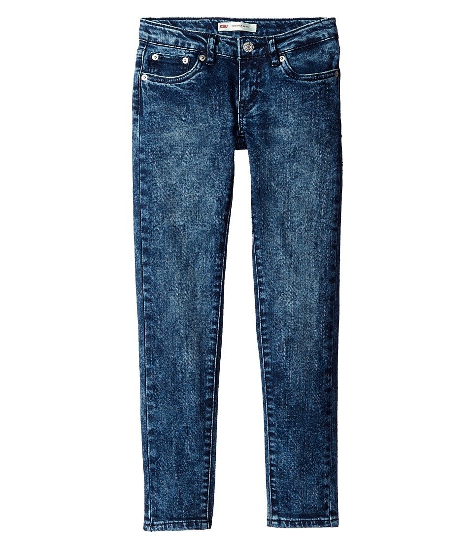 Levi's(r) Kids - 710tm Super Skinny Jean (Big Kids) (River Heights) Girl's Jeans