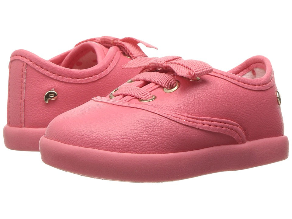 Pampili - Pom Pom 108037 (Infant/Toddler) (Pink) Girl's Shoes