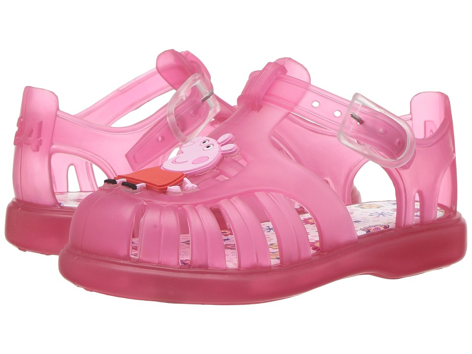 Igor - Tobby Peppa Pig (Infant/Toddler/Little Kid) (Fuchsia) Girl's Shoes