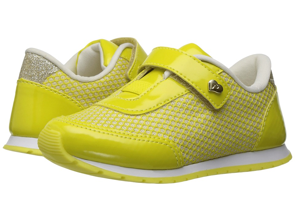 Pampili - Mini Joy 135013 (Toddler/Little Kid) (Yellow) Girl's Shoes