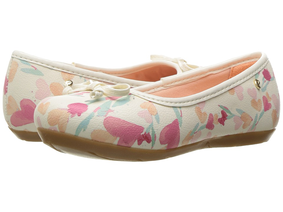 Pampili - Fofurinha 203165 (Toddler/Little Kid) (Tapioca/Tapioca) Girl's Shoes