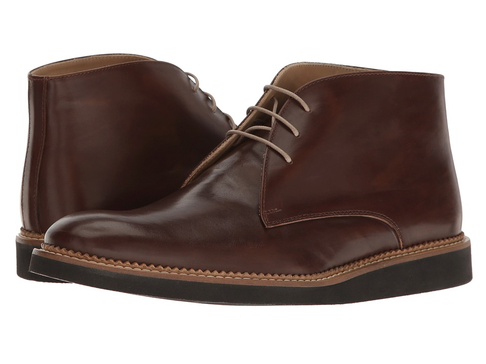 BUGATCHI - Milano Boot (Brown) Men's Boots