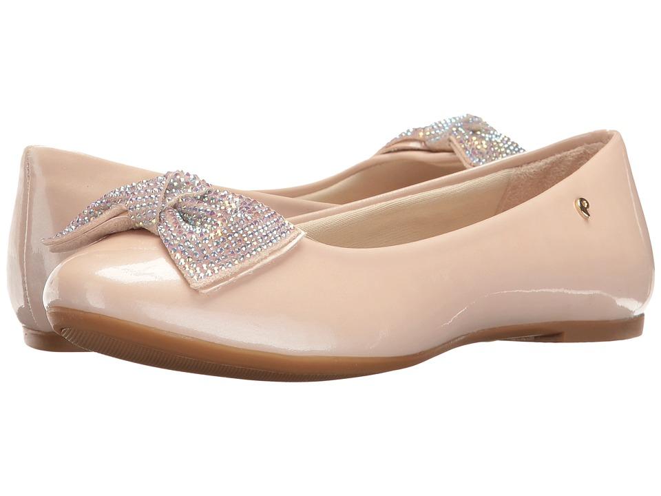 Pampili - Super Fofura 295118 (Little Kid/Big Kid) (Beige) Girl's Shoes