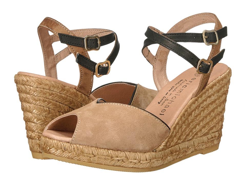 Eric Michael - Gina (Camel) Women's Shoes