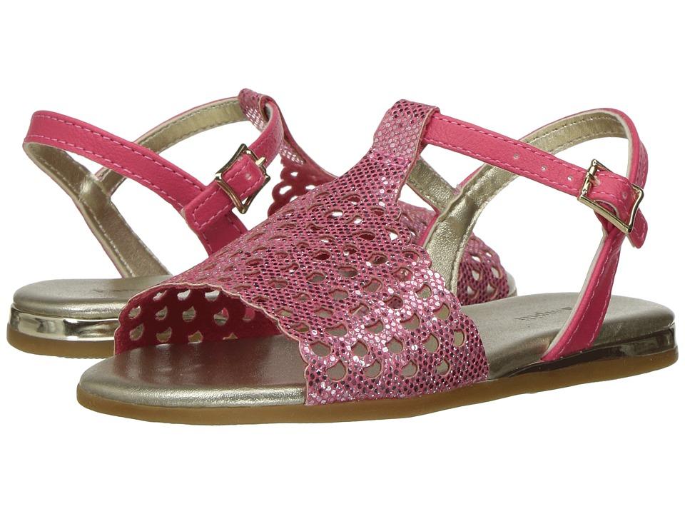 Pampili - Linda 298096 (Toddler) (Pink Fiesta) Girl's Shoes