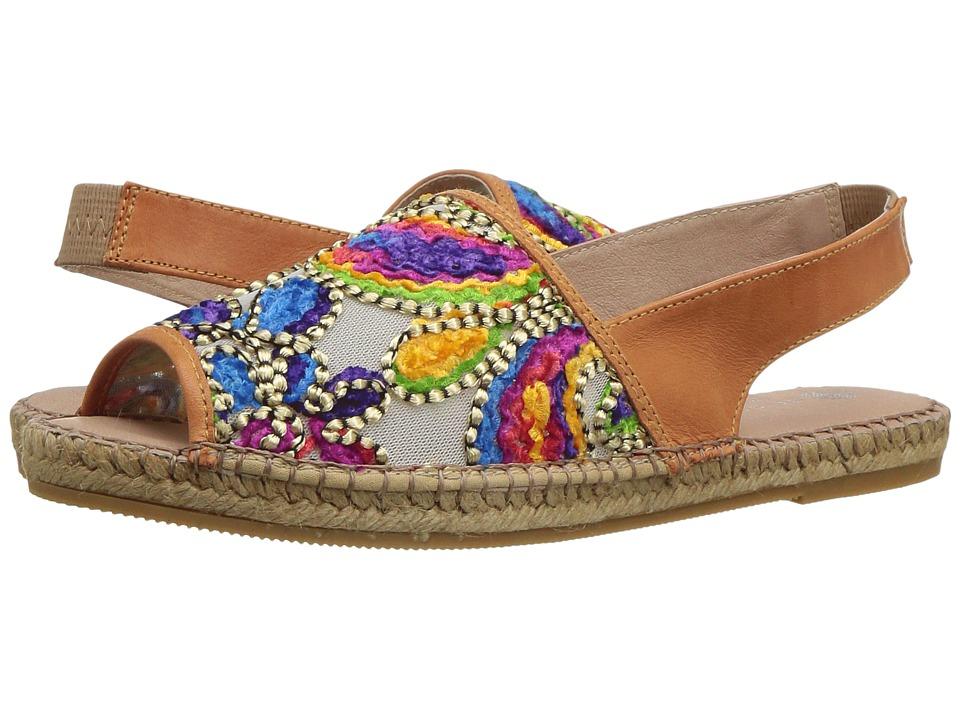 Eric Michael - Betty (Tan Combo) Women's Shoes