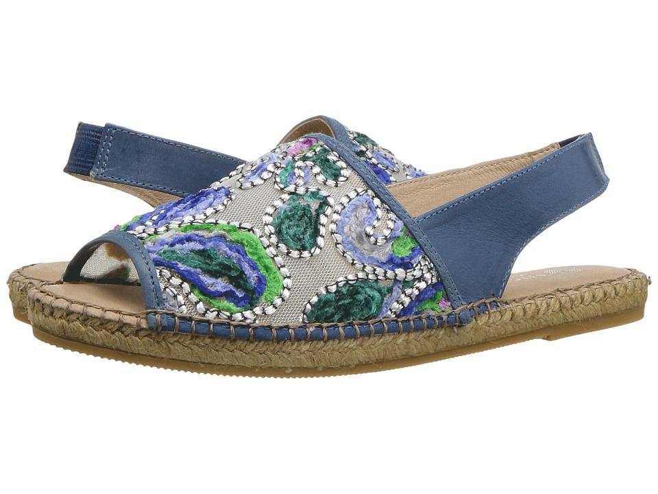 Eric Michael - Betty (Blue Combo) Women's Shoes