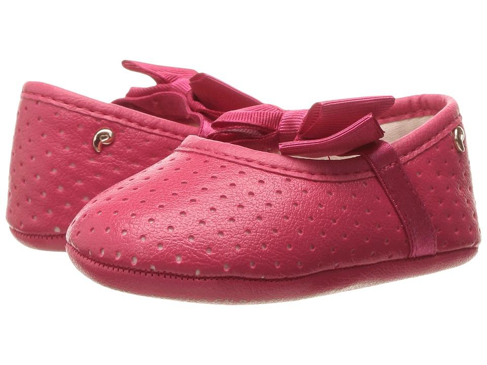 Pampili - Nina 379506 (Infant/Toddler) (Pink Fiesta) Girl's Shoes