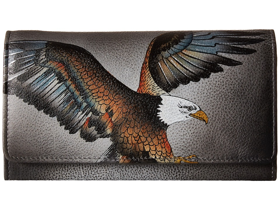 Anuschka Handbags - 1112 (American Eagle) Handbags
