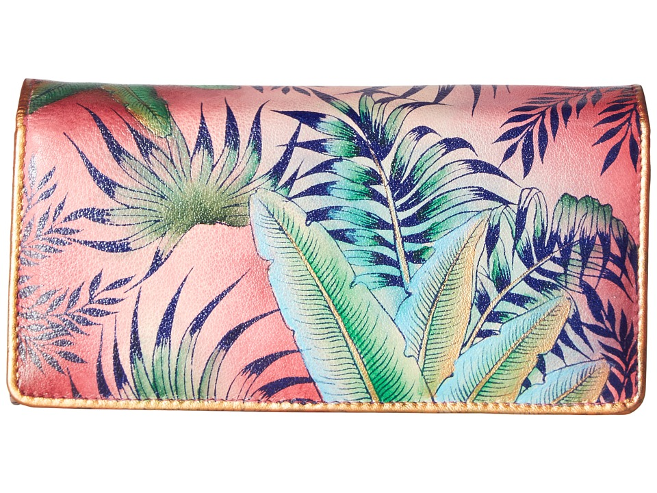 Anuschka Handbags - 1112 (Tropical Island) Handbags