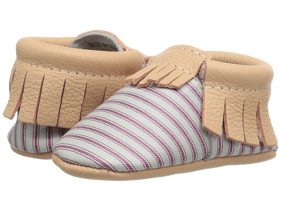 Freshly Picked - Soft Sole Moccasins (Infant/Toddler) (Yvonne) Kid's Shoes