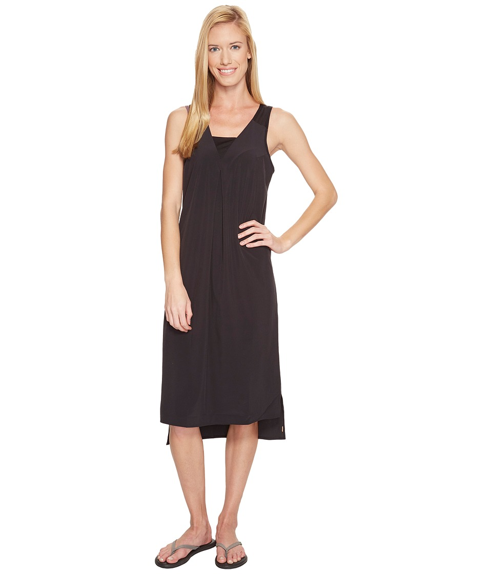 Lucy - Wonder Away Maxi Dress (Lucy Black) Women's Dress