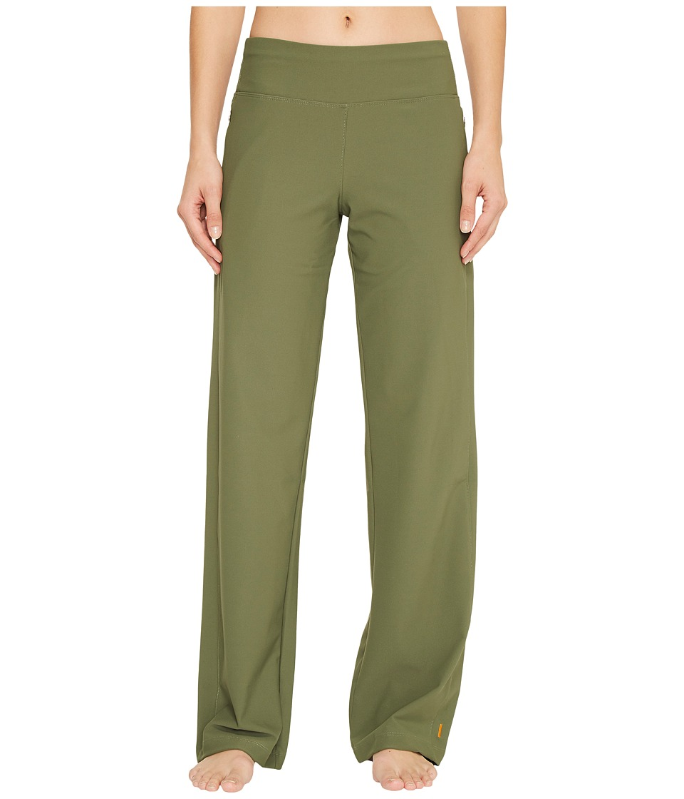 Lucy - Everyday Pant II (Rich Olive) Women's Casual Pants