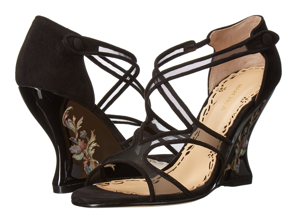 Marchesa - Alli (Black) Women's Shoes