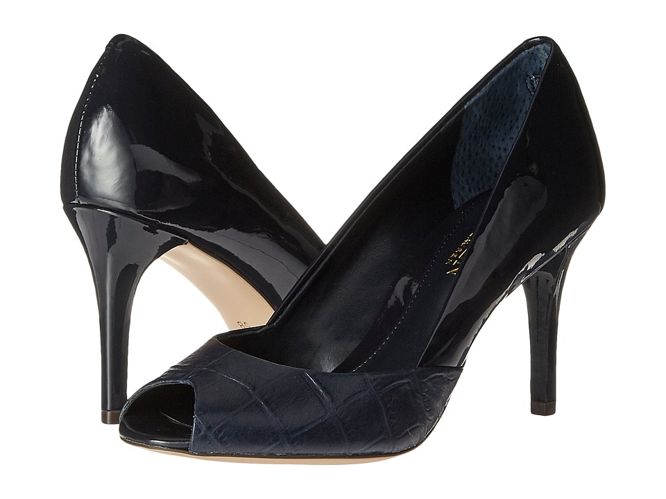 LAUREN Ralph Lauren - Ronna (Modern Navy) Women's Shoes