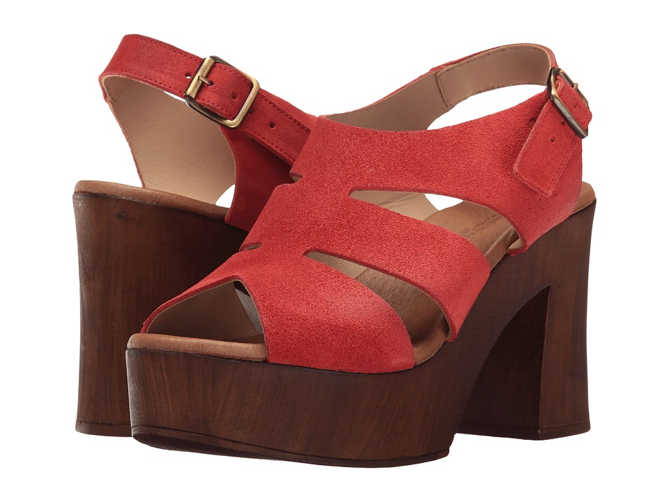 Eric Michael - Sienna (Red) Women's Shoes