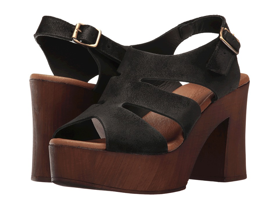 Eric Michael - Sienna (Black) Women's Shoes