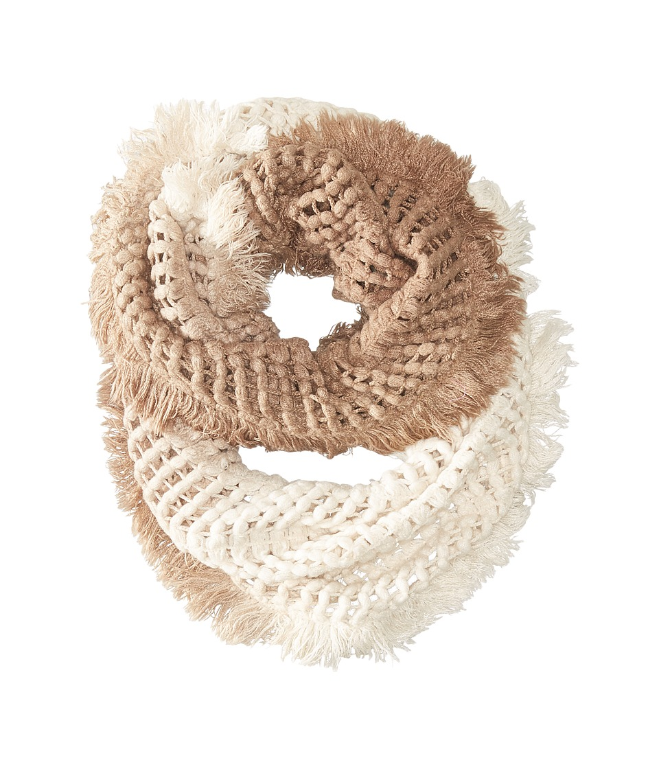 Steve Madden - Made in the Shade Infinity (Ivory) Scarves