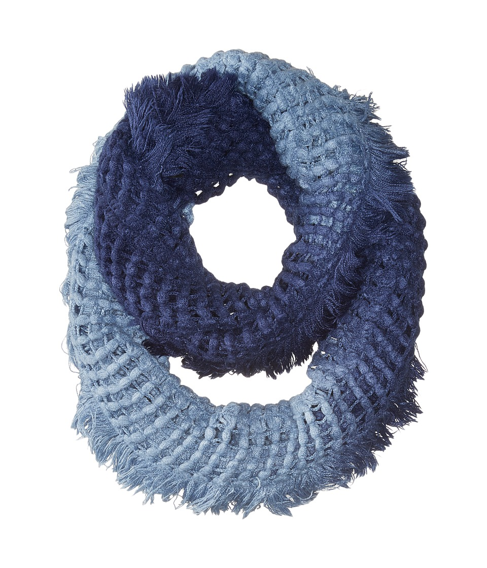 Steve Madden - Made in the Shade Infinity (Navy) Scarves