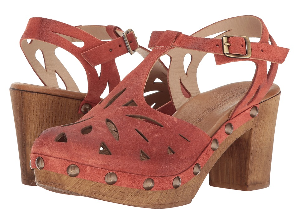 Eric Michael - Nova (Brick) Women's Shoes