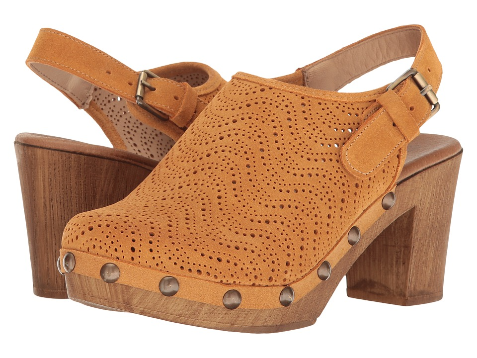 Eric Michael - Julia (Tan) Women's Shoes